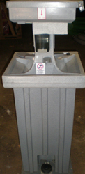 portable hand sink rental carroll county md