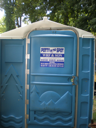 portable toilet carroll county md