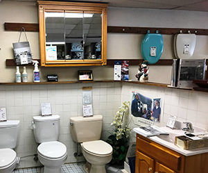 The Plumbery Home Center Carroll County Maryland Plumbing Supplies - Bathroom showrooms in maryland